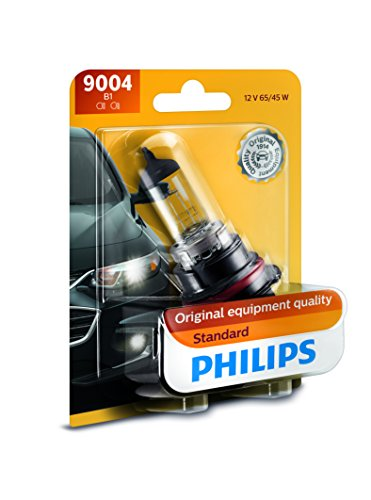 фары Philips 9004 Standard Halogen Replacement