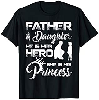 Cool gift Father and Daughter - Father's Day 2019 s Women Long Sleeve Funny Shirt / Navy / S - 5XL