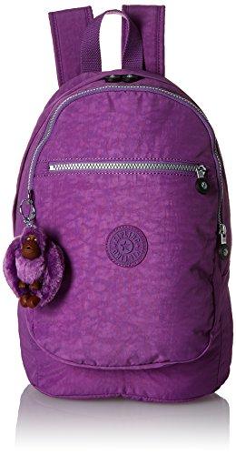 Kipling Challenger II Backpack, Violet Purple, One Size
