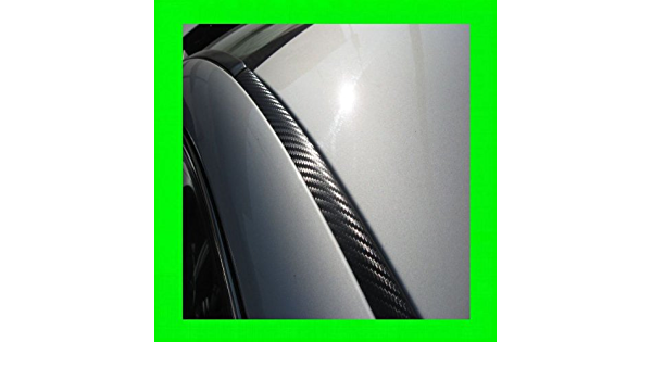 312 Motoring fits 2004-2006 PONTIAC GTO CARBON FIBER ROOF TRIM MOLDINGS 2PC 2005 04 05 06