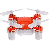 Goolsky NANO.1 2.4G 4CH 6-Axis Gyro Mini Quadcopter Micro Pocket Drone UFO RTF Headless Mode 3D Flip