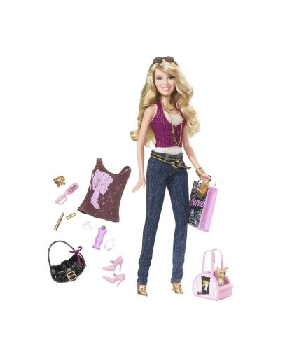 Hilary Duff Shopping Doll, Baby & Kids Zone