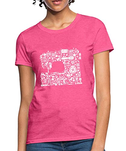 Spreadshirt Sewing Machine Equipment Women's T-Shirt, for sale  Delivered anywhere in USA