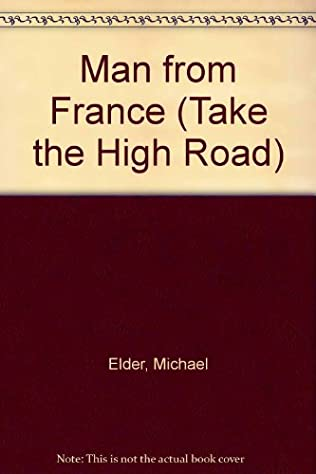 book cover of Man from France