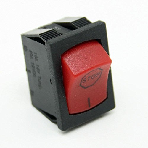 Husqvarna 530071356 Line Trimmer Start/Stop Switch Genuine Original Equipment Manufacturer (OEM) - Husqvarna Switch Stop