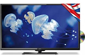 Cello C32227F 32 Inch HD Ready LED TV - Built in DVD player
