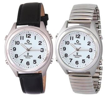 Preston Atomic Unisex Watch (For Atomic Unisex Talking Wa...