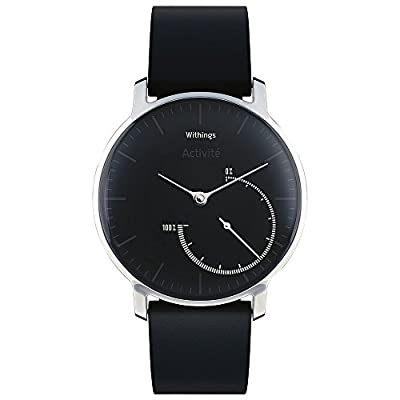 Withings Actività Steel - Activity and Sleep Tracking Watch from Withings Inc - SPORTS