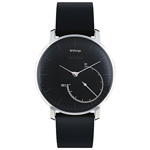 Withings Actività Steel - Activity and Sleep Tracking Watch by Withings