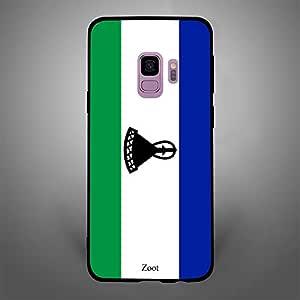 Samsung Galaxy S9 Lesotho Flag