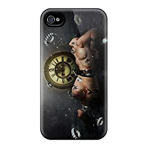 CristinaKlengenberg Iphone 4/4s Excellent Cell-phone Hard Cover Unique Design Beautiful Kamelot Band Series [TyV245LfMT]