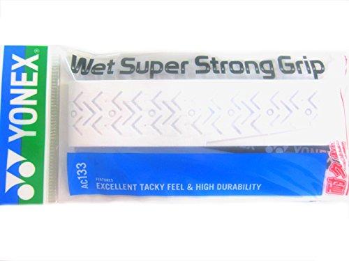 Yonex Wet Super Strong Grip AC133 White