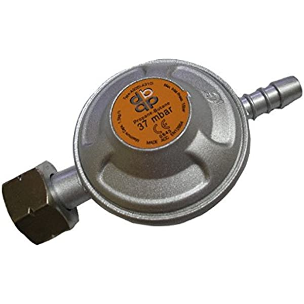 37 mbar regulador de la bombona de gas butano medio de ...