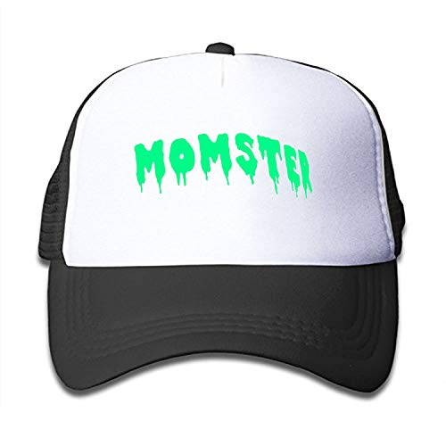Momster Halloween Youth Toddler Mesh Hats Boys and