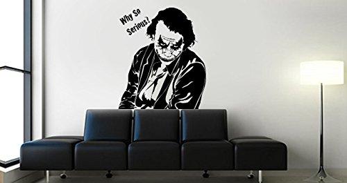 Amazon.com: Wall Decal Vinyl Sticker Face Joker Batman Clown Bedroom Dorm  B240: Home U0026 Kitchen Part 84