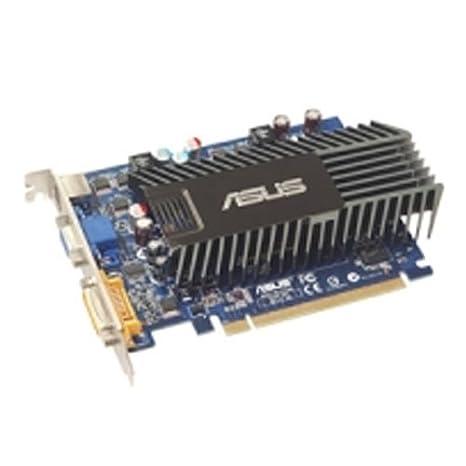 ASUS Geforce 8400GS PCI-E 2.0 512 MB DDR2 Graphics Card EN8400GS Silent/P/512M