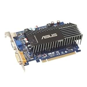 ASUS EN8400GS SILENT/P/512M GeForce 8400 GS GDDR2 - Tarjeta gráfica (GeForce 8400 GS, 2048 x 1536 Pixeles, 567 MHz, 400 MHz, GDDR2, 64 bit)