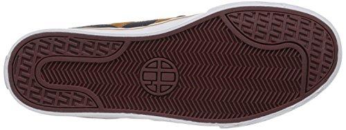HUF Zapatillas de Tenis Para Hombre Navy Brown