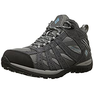 Columbia Women's Redmond Mid Waterproof Trail Shoe