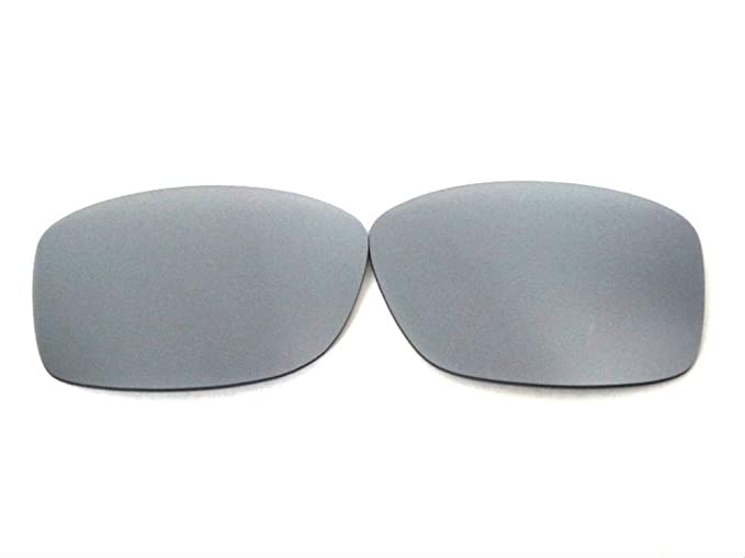 b40bc87fe5 Amazon.com  Galaxy Replacement Lenses For Oakley C Wire New (2011)  Sunglasses Titanium Polarized  Clothing