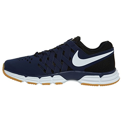 Uomo Nike Scarpe Fitness Lunar White black Binary Blue da TR Fingertrap WCCZYqxP