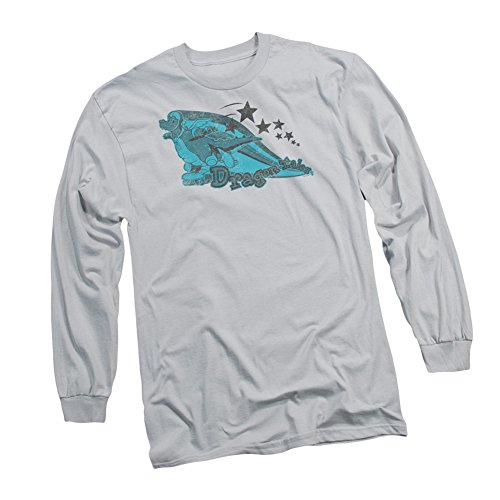 Ord Skates -- Dragon Tales Adult Long-Sleeve T-Shirt