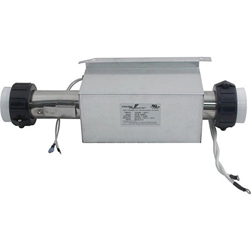 Thermcore C2550-0011 Cal Spa XL Heater 5.5kW 230V repl for F2550-0011 F2550-0001 by Thermcore products