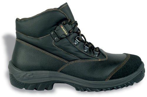 Cofra 63620-000.W47 Cefalu S3 SRC Chaussure de sécurité Taille 47 Noir
