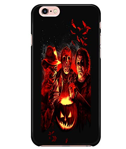 iPhone 7/7s/8 Case, Pumpkin Halloween Case for Apple