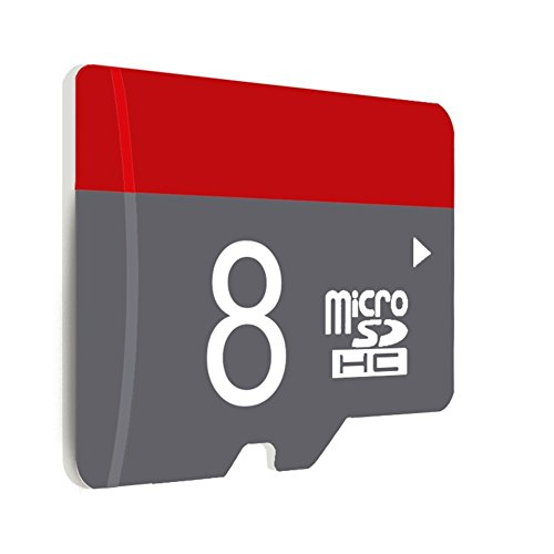 Memory Card High Speed 8GB Micro Sd Card Colour Tf MiniSD Cards (1gb Minisd Secure Digital Memory)