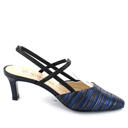 Peter Sandales Mitty Kaiser 66787985 Femmes Bleu p4Yw8pq
