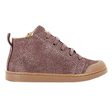 10is Brown Fashion Sneakers For Boys