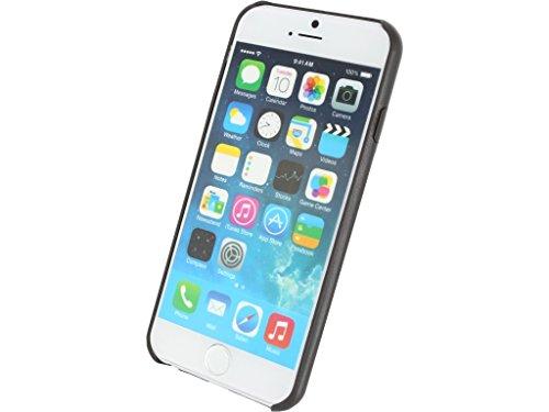 mobilize Leather Case Apple iPhone 66S Gris