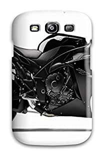 Excellent Galaxy S3 Case Tpu Cover Back Skin Protector Yamaha Motorcycle