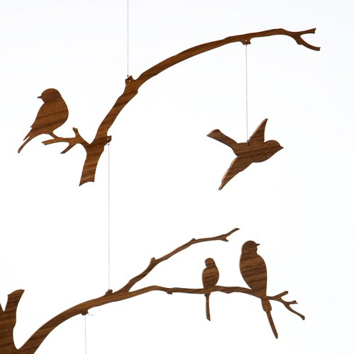 Birds of a Feather Mobile by IGE
