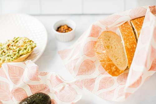 Bread Wrap or Baguette Wrap | Scarlet Leaves ()