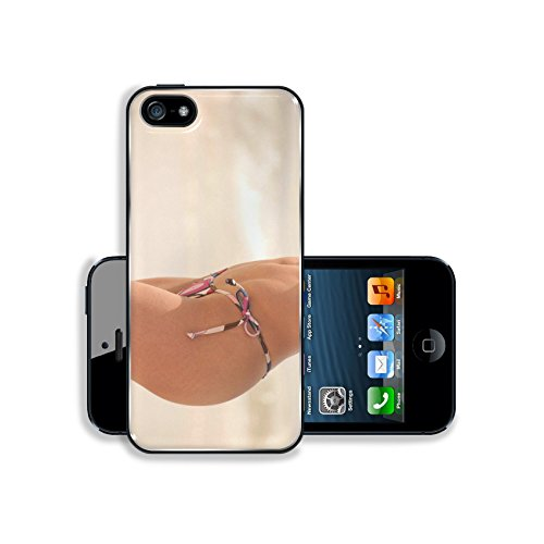 MSD Premium Apple iPhone 5 iphone 5S Aluminum Backplate Bumper Snap Case IMAGE ID: 5396004 Nice bikini body wearing lycra thong swimwear bottom