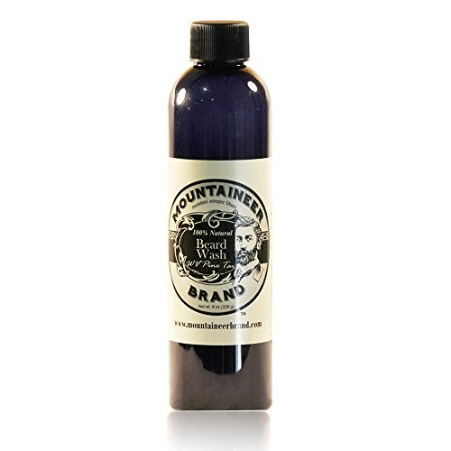 Mountaineer Brand Natural Beard ounce