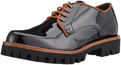 Oxford Comb 23724 Negro Cordones 098 Mujer Marco Tozzi Premio black De Zapatos Para PaqcTxSUwg