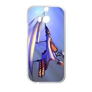 HTC One M8 Phone Case Cover White Treasure Planet EUA15979352 Fashion Phone Case Generic