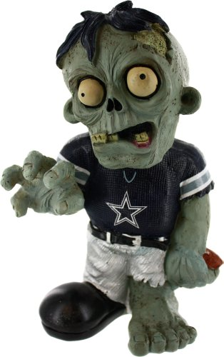 FOCO Dallas Cowboys Resin Zombie Figurine