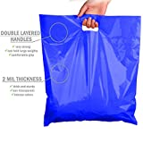 16x18 Thick Plastic Merchandise Bags 100 pack - 50