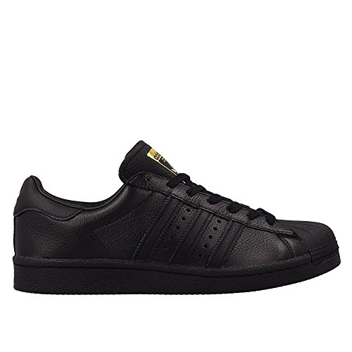 White black Superstar Gold Originals Black gold Adidas Boost Trainers In Mens Bb0186 SOw0xYqER