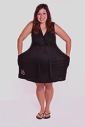 BG Birthing Gown Black