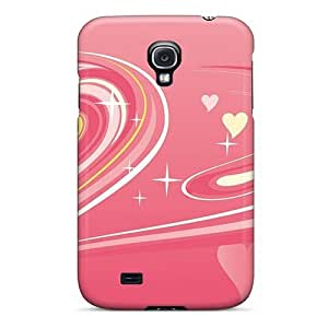 Case Cover Pink Love Pictures/ Fashionable Case For Galaxy S4