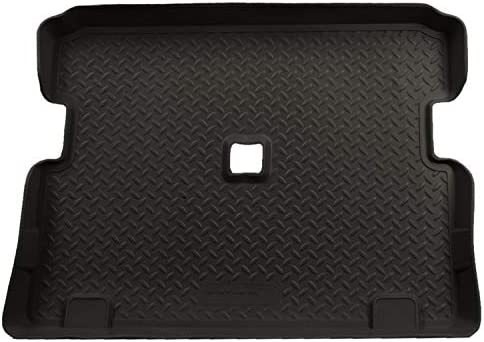 Husky Liners – 21761 Fits 2003-06 Jeep Wrangler Classic Style Cargo Liner Black