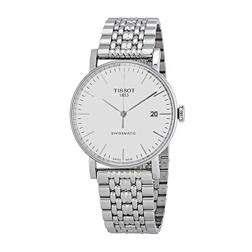 Tissot Unisex Everytime Swissmatic - T1094071103100 Silver/Grey One Size
