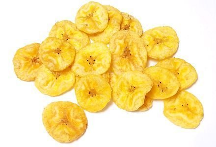 Plantain Chips-Roasted & Salted, 4 LB Bag