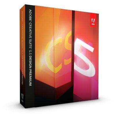 Adobe Creative Suite 5 5 Design Premium  Windows