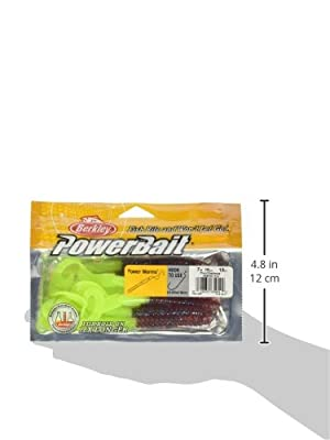 PowerBait FW Power Worms Fishing Bait by Berkley